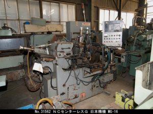 日本精機 NCセンターレスG 1992 MG-16 TON-31562