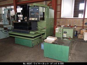 ソディック  ワイヤーカット 1989 A-500 TON-48267