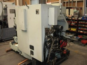 村田機械 NC対向2主軸型旋盤 村田機械 MR-6S 1992 1992 MR-6S TKS-126675