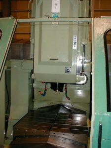 安田工業 立マシニング(BT40) 安田工業 YBM-850V 1987 1987 YBM-850V TKS-38345