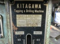 北川 タッピングボール盤  KST-360 OKW-KST-360