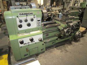 DAINICHI|大日金属 DAINICHI|大日金属 7尺旋盤 DLG-SH 1989 DLG-SH NFK-212209