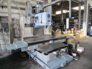SHIZUOKA|静岡鐵工所 SHIZUOKA|静岡鐵工所 ベッド型立フライス SMV-1200 1998 SMV-1200 NFK-185365