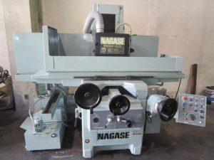 NAGASE|ナガセインテグレックス NAGASE|ナガセインテグレックス 平面研削盤 SGM-63 1988 SGM-63 NFK-198649