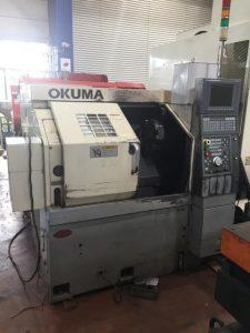 OKUMA オークマ OKUMA オークマ NC旋盤 LCS-15H 1997 LCS-15H OKS-236457