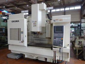 OKUMA|オークマ OKUMA|オークマ 立マシニング(BBT50) MX-55VB 1999 MX-55VB OKW-224613