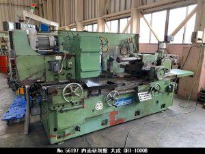 大成 大成 内面研削盤 GRI-1000B 1993 GRI-1000B TON-56197