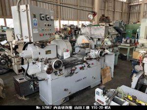 山田工機 山田工機 内面研削盤 YIG-20-MSA 1989 YIG-20-MSA TON-57967