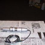 日立工機 日立工機 電気ハンドグラインダー/リューター LDU6 AC100V  LDU6 AC100V